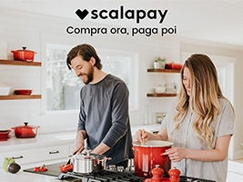 Scalapay, Pagamenti a rate interessi Zero