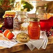 Jams & Preserves Jars