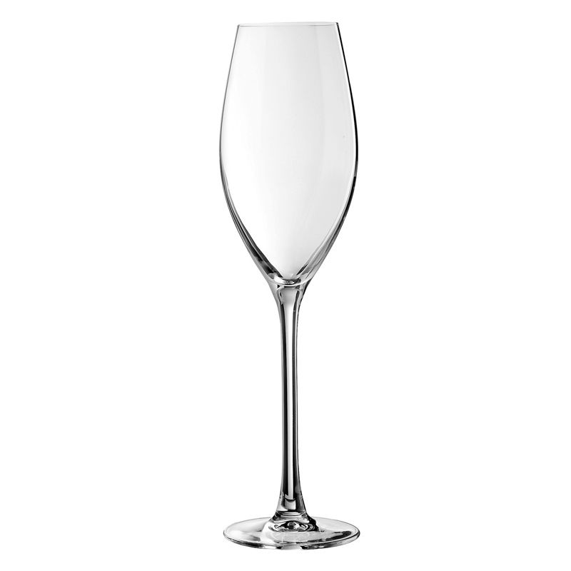 Chef & Sommelier Grands Cepages Calice Flute Champagne 24 Cl Set 6 Pz
