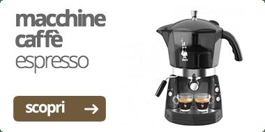 macchine espresso