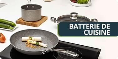 Batterie de cuisine